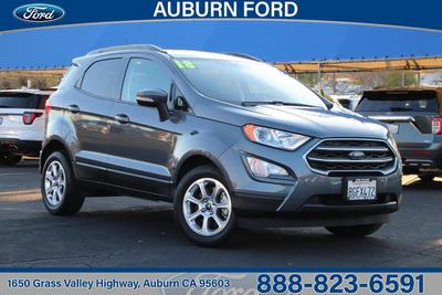 Ford EcoSport 2018 for Sale in Auburn, CA