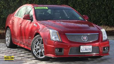 2009 Cadillac CTS-V Base for sale VIN: 1G6DN57P390146427