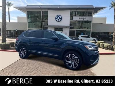 Volkswagen Atlas 2021 for Sale in Gilbert, AZ