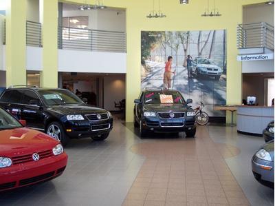 Berge Mazda/Volkswagen Image 1