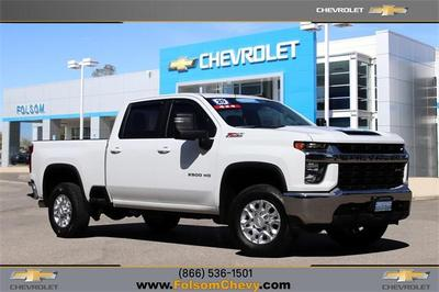 Chevrolet Silverado 2500 2020 for Sale in Folsom, CA