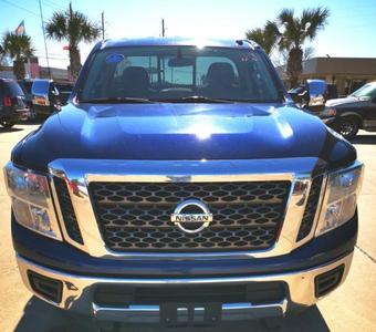 Nissan Titan XD 2017 for Sale in Houston, TX