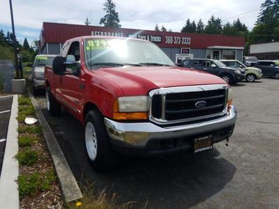 Ford F-250 2000 for Sale in Bremerton, WA