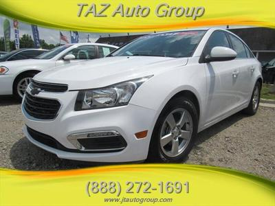 2015 Chevrolet Cruze 1LT for sale VIN: 1G1PC5SB6F7179459
