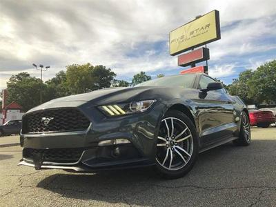 2015 Ford Mustang EcoBoost Premium for sale VIN: 1FA6P8TH5F5357732