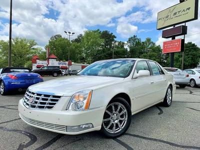 2008 Cadillac DTS Performance for sale VIN: 1G6KD57958U111472