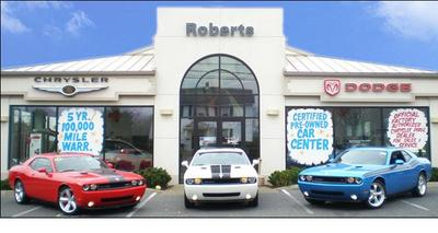 Roberts Chrysler Dodge RAM Image 1