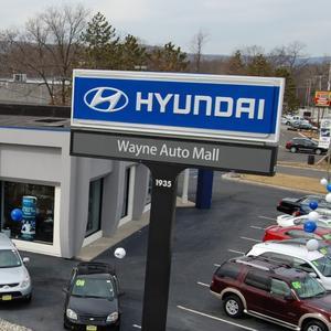Wayne Automall Hyundai Image 1
