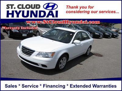 2009 Hyundai Sonata GLS for sale VIN: 5NPET46C69H407097