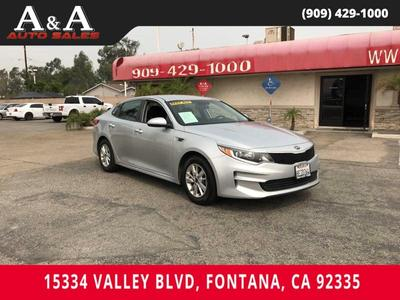 KIA Optima 2018 for Sale in Fontana, CA