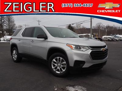 Chevrolet Traverse 2018 for Sale in Claysburg, PA
