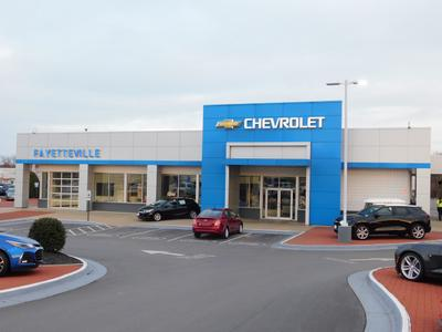 Chevrolet of Fayetteville Image 1