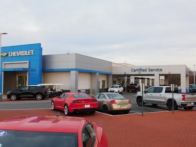 Chevrolet of Fayetteville Image 2