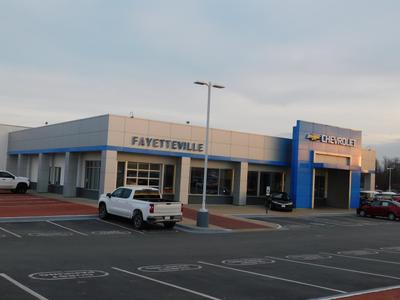 Chevrolet of Fayetteville Image 4