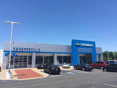 Chevrolet of Fayetteville Image 8