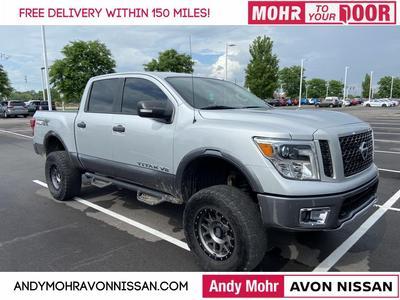 Nissan Titan 2018 for Sale in Avon, IN