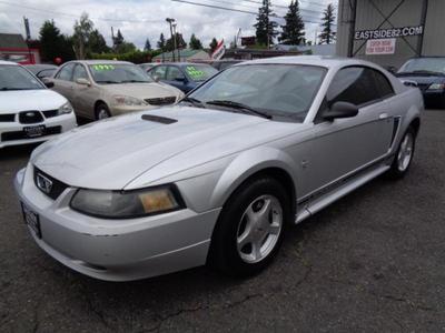2001 Ford Mustang Base for sale VIN: 1FAFP40441F203364
