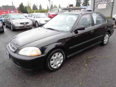 1998 Honda Civic LX for sale VIN: 2HGEJ6677WH532720
