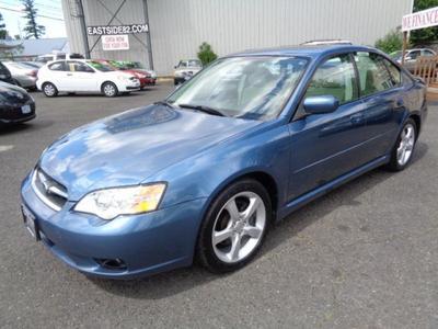 2007 Subaru Legacy  for sale VIN: 4S3BL616777214331