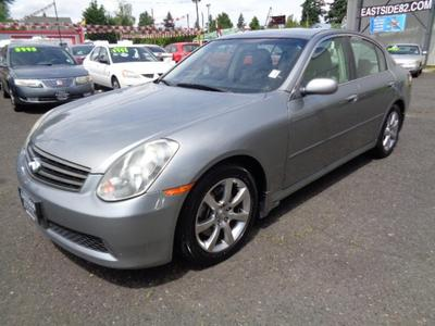 INFINITI G35 2005 for Sale in Portland, OR