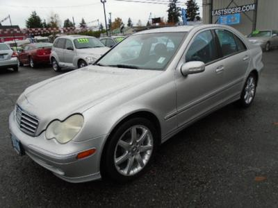 Mercedes-Benz C-Class 2004 for Sale in Portland, OR