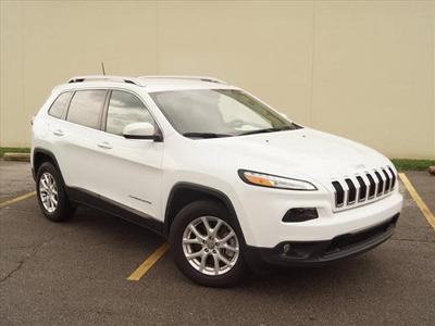 2016 Jeep Cherokee Latitude for sale VIN: 1C4PJMCS7GW239889