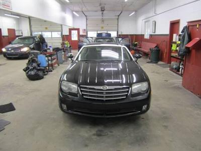 2005 Chrysler Crossfire Limited for sale VIN: 1C3AN69L45X030675
