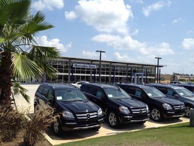 Mercedes-Benz of South Mississippi Image 2