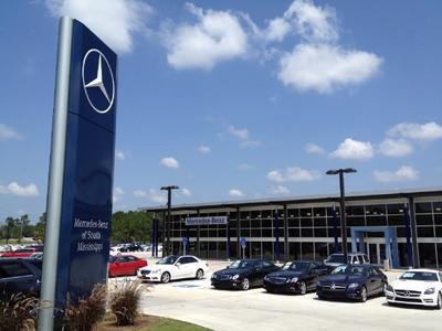 Mercedes-Benz of South Mississippi Image 3