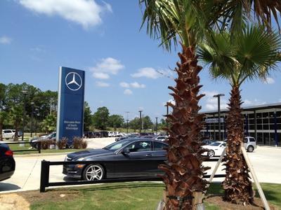 Mercedes-Benz of South Mississippi Image 4