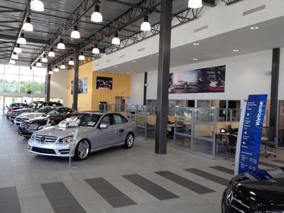 Mercedes-Benz of South Mississippi Image 5