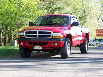 2004 Dodge Dakota Sport Quad Cab for sale VIN: 1D7HG38N24S709139