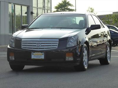 2006 Cadillac CTS Base for sale VIN: 1G6DM57T860152977