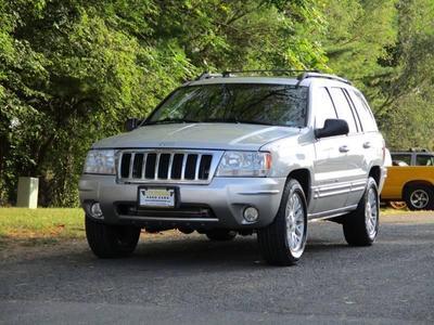 Jeep Grand Cherokee 2004 for Sale in Leesburg, VA