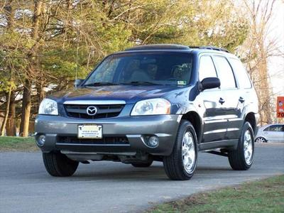 2001 Mazda Tribute ES V6 for sale VIN: 4F2CU08151KM42518