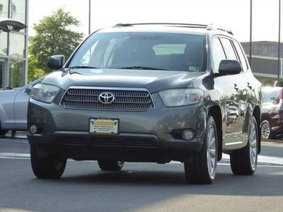 2008 Toyota Highlander Hybrid Limited for sale VIN: JTEEW44A282010930