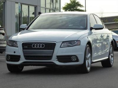 2012 Audi A4  for sale VIN: WAUFFAFL6CN012819