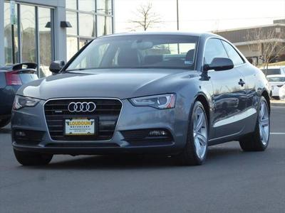 2014 Audi A5 2.0T Premium Plus for sale VIN: WAULFAFR7EA059679