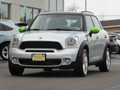 2013 MINI Countryman Cooper S ALL4 for sale VIN: WMWZC5C57DWP33438