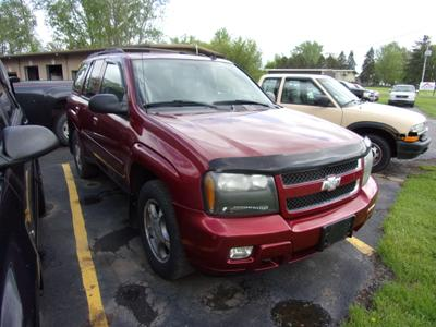 2008 Chevrolet TrailBlazer LT for sale VIN: 1GNDT13SX82157750