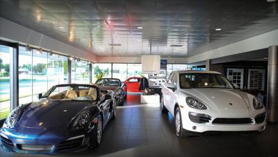 Porsche of the Motor City Image 1