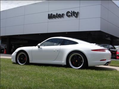Porsche of the Motor City Image 5