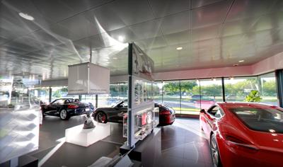 Porsche of the Motor City Image 6