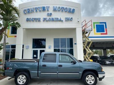 Chevrolet Silverado 1500 2006 for Sale in Pompano Beach, FL