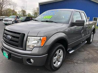 2009 Ford F-150 STX SuperCab for sale VIN: 1FTRX12W69FB26853