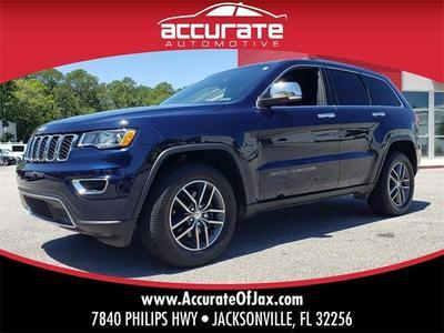 Jeep Grand Cherokee 2018 a la venta en Jacksonville, FL