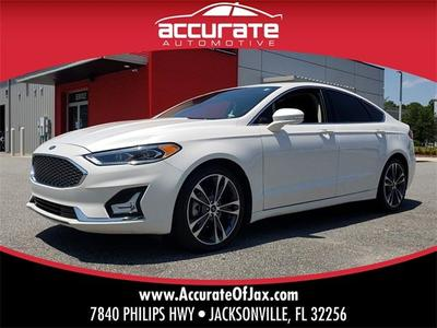 Ford Fusion 2019 for Sale in Jacksonville, FL