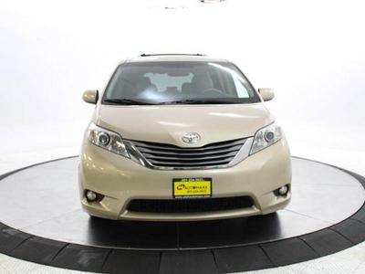 2011 Toyota Sienna XLE for sale VIN: 5TDYK3DC3BS064505