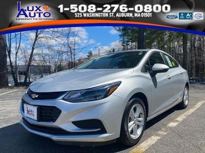 Chevrolet Cruze 2018 for Sale in Auburn, MA
