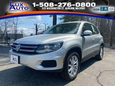 Volkswagen Tiguan Limited 2017 for Sale in Auburn, MA